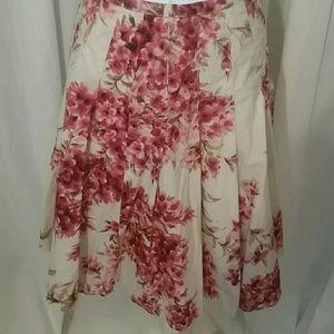 Ann Taylor A Line Skirt, Size 6P